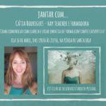 Fit Club de Desenvolvimento Pessoal – Jantar com Cátia Rodrigues